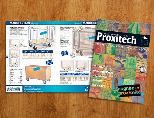 Catalogue d'outils et produits industriels