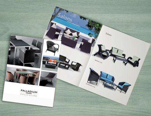 Catalogue de mobilier de jardin