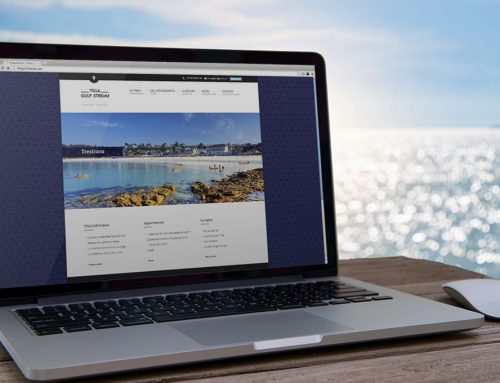 Site web de locations de vacances