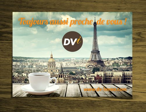 Flyer agent immobilier