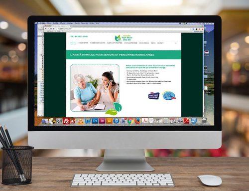 Site web d'une association