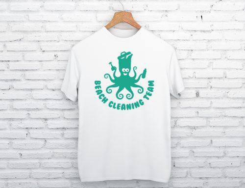 Tshirt pour personnel de plage