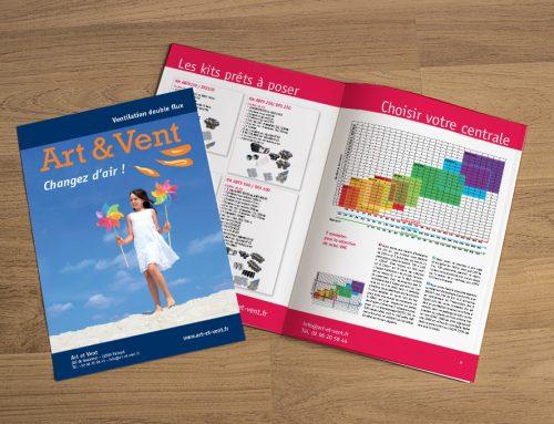 Catalogue de ventilations