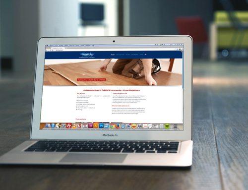 TPFtravaux, site web pour un artisan