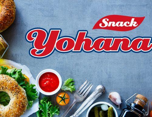 Logo pour un snack
