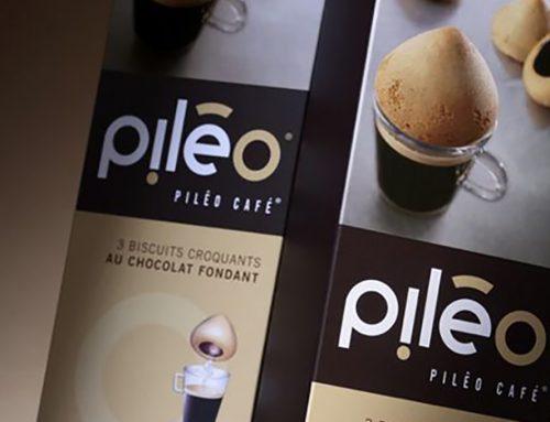 Pileo, biscuits pour café